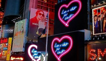 SAN VALENTINO A NEW YORK